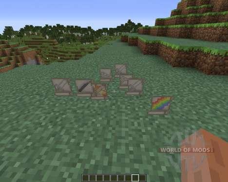 Custom Sword для Minecraft