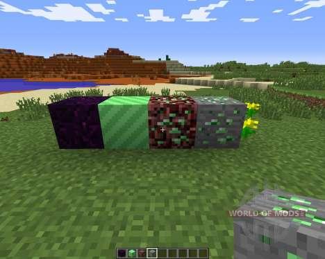 Better Armor 2 для Minecraft