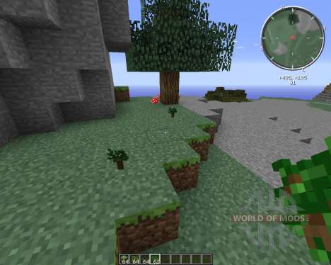 Auto Sapling для Minecraft