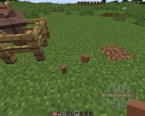Villagers Nose для Minecraft
