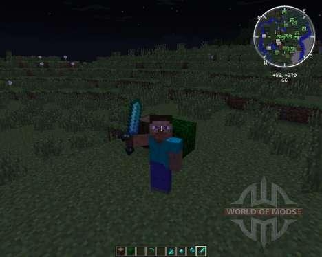 Magnanimous Tools для Minecraft