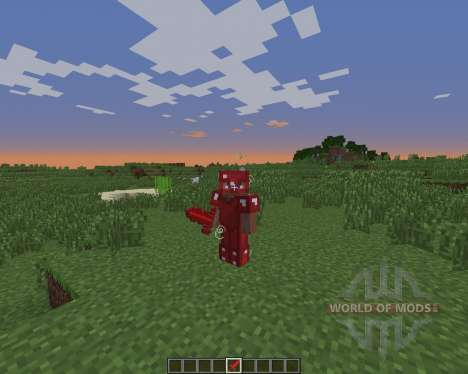VampZ для Minecraft