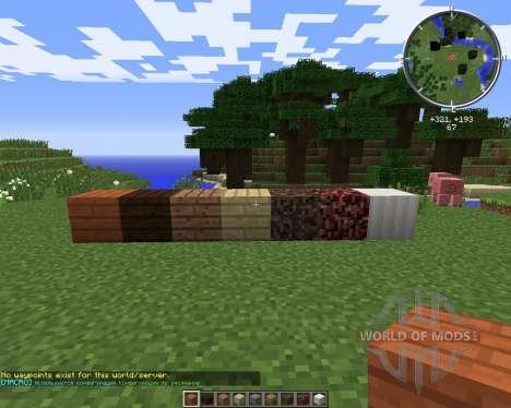 Simply Paths для Minecraft