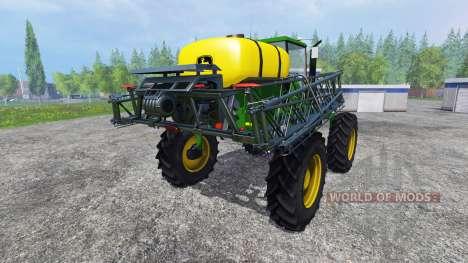 John Deere 4730 Sprayer v2.0 для Farming Simulator 2015