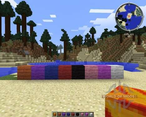 Chameleon Blocks для Minecraft
