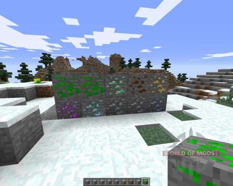 Miners Heaven для Minecraft