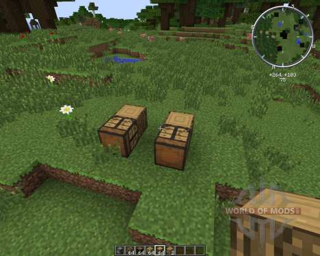 MC Saw для Minecraft