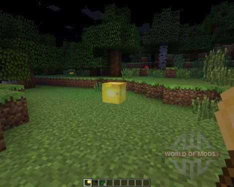 InvisibLights для Minecraft