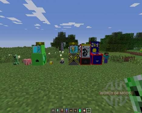Penny Arcade для Minecraft