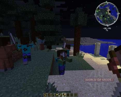 Wandz для Minecraft