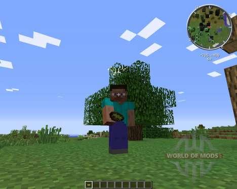 MC GrainMix для Minecraft