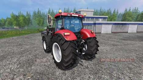 Case IH Puma CVX 230 FL v1.3 для Farming Simulator 2015