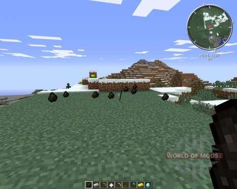 Throwable Everything для Minecraft