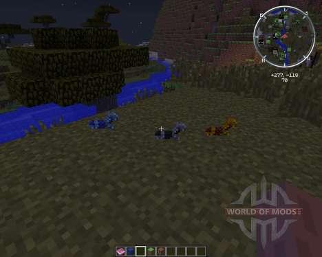 HorseCrafting для Minecraft