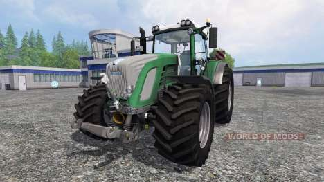 Fendt 933 Vario Profi для Farming Simulator 2015