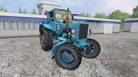 МТЗ-82 v3.1 для Farming Simulator 2015