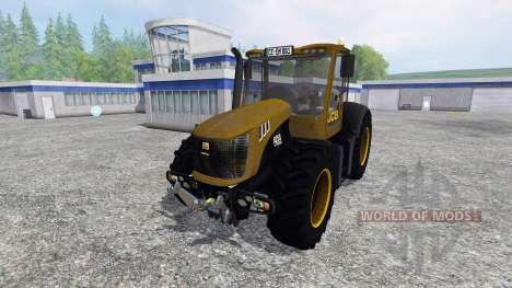 JCB 8250 Fastrac v0.9 для Farming Simulator 2015