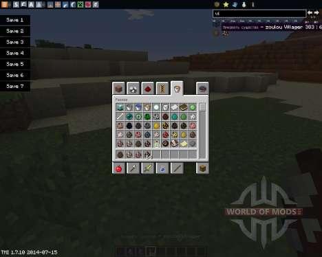 Diversity для Minecraft