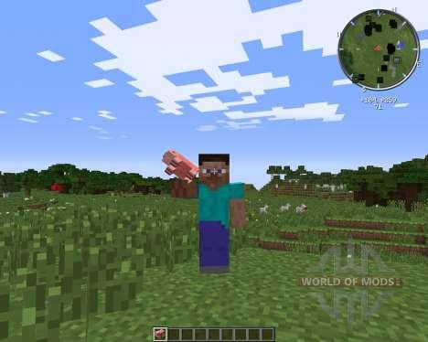 Mob Statues для Minecraft