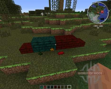 Stuff Worth Throwing для Minecraft