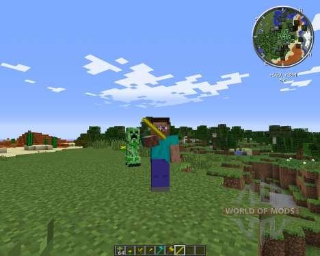 ExWeapons для Minecraft
