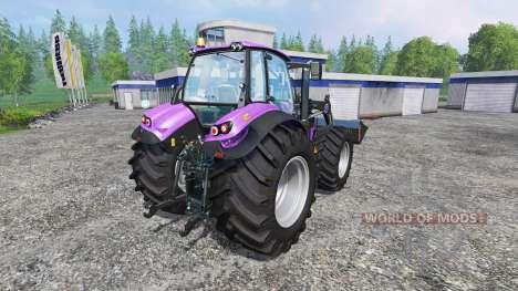 Deutz-Fahr Agrotron 7250 Forest Queen lilac-purp для Farming Simulator 2015