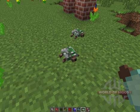 Clay Soldiers для Minecraft
