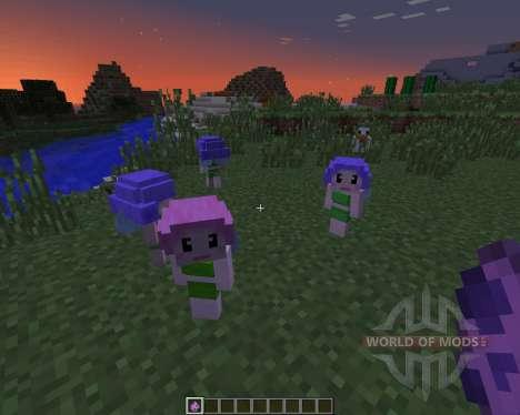 Fairy для Minecraft