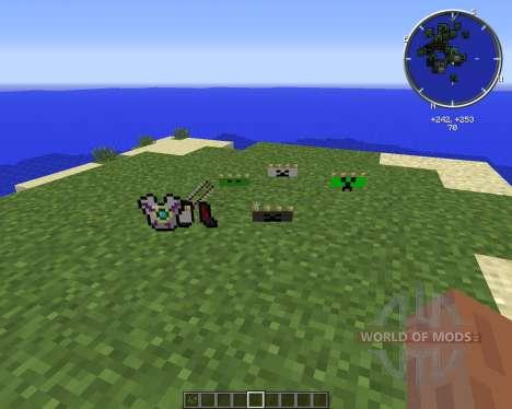 Wear Your Enemies для Minecraft