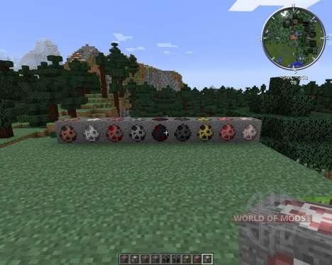 Ores to Eggs для Minecraft