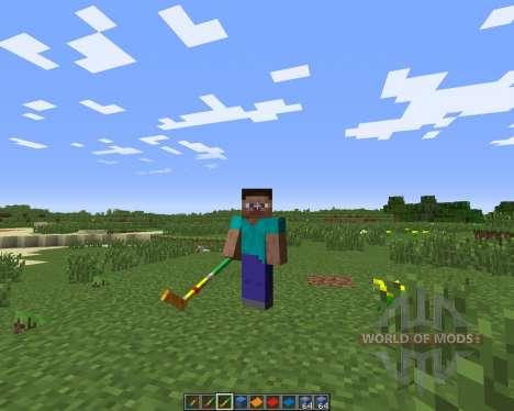 FloorBallCraft для Minecraft