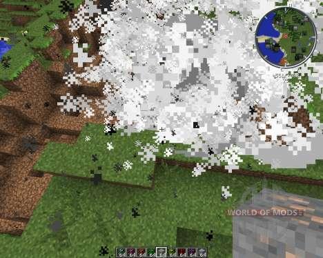 Boom Plus для Minecraft