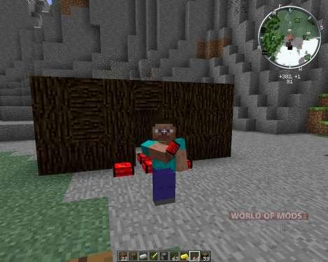 Alarmcraft для Minecraft