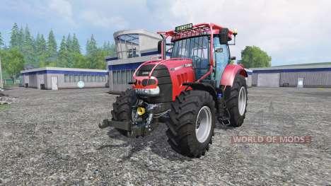 Case IH Puma CVX 160 Wood для Farming Simulator 2015