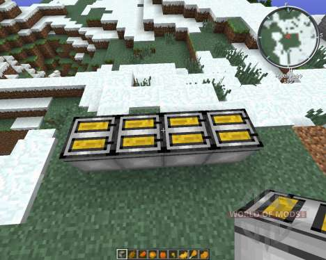 Fry The World для Minecraft