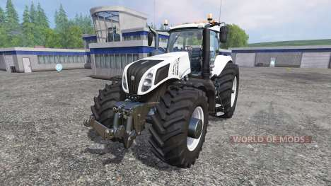 New Holland T8.320 620EVOX v1.1 для Farming Simulator 2015