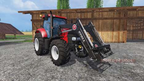 Case IH Puma CVX 230 FL v2.0 для Farming Simulator 2015
