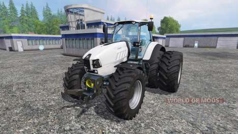 Lamborghini Mach 230 VRT dynamic twin rear wheel для Farming Simulator 2015