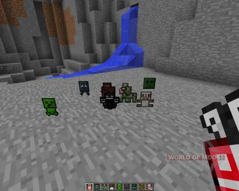 Stuffed Animals для Minecraft