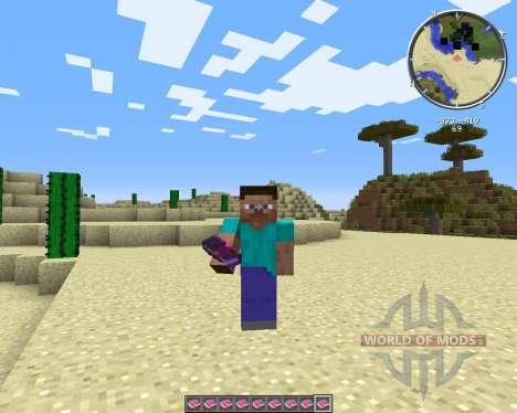 More Enchantments для Minecraft