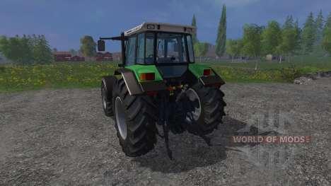Deutz-Fahr AgroStar 6.61 Turbo для Farming Simulator 2015