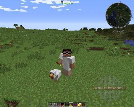 ZombieWarsSMT для Minecraft