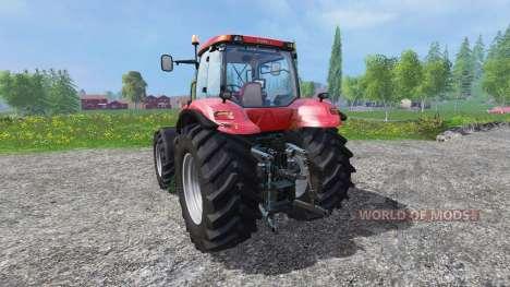 Case IH Magnum CVX 380 v0.5 для Farming Simulator 2015