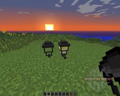 SteamCraft для Minecraft