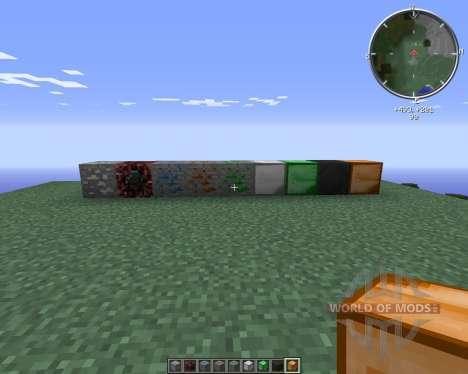 SimpleOres для Minecraft