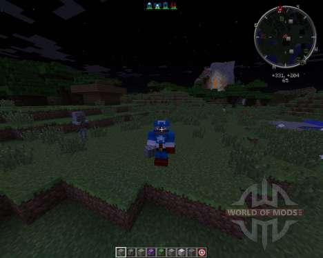 The Marvel Craft Universe для Minecraft