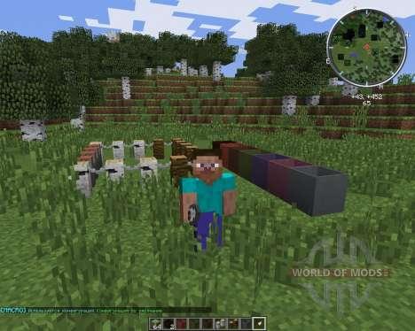 GardenStuff для Minecraft
