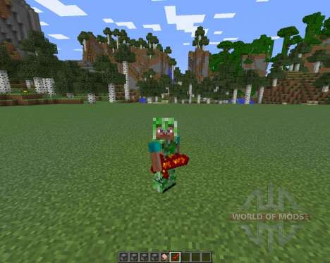 MobDrops для Minecraft