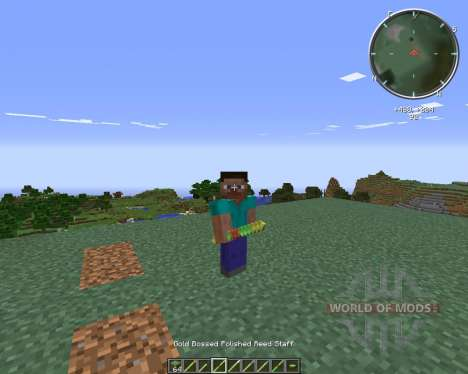 Reedcraft для Minecraft