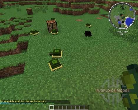 MC Turtle для Minecraft
